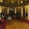 A pataki református kollégium nagykönyvtárában